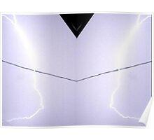 Lightning Art 9 Poster