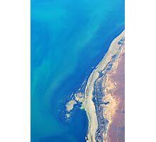 Land Meets Sea Photographic Print