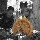 Time is the most undefinable yet paradoxical ....... by HennaGoddess