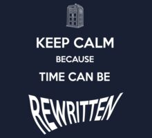Time can be rewritten by Demianite