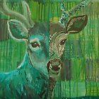 Oh Deer by cjrdeane