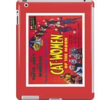 A New Alien Threat? iPad Case/Skin