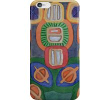 Lying Robot  iPhone Case/Skin