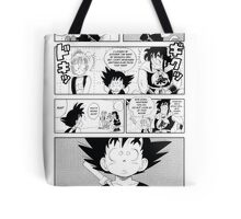 Monsters Of The Full Moon Tote Bag