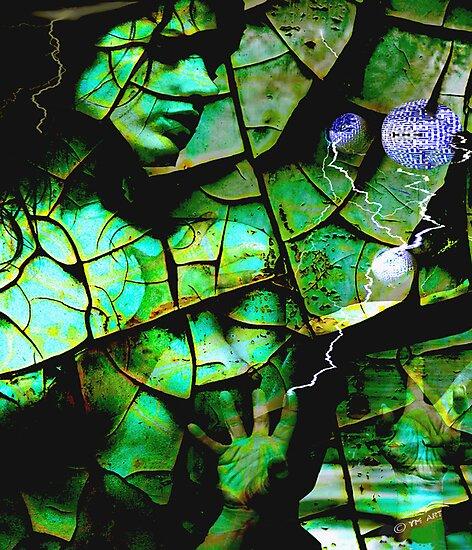 Mother Earth by YM_art by Yvon van der Wijk