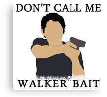 """Walker Bait"" Canvas Print"