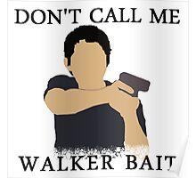 """Walker Bait"" Poster"