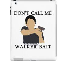 """""""Walker Bait"""" iPad Case/Skin"""