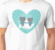 Cloud Robots Unisex T-Shirt