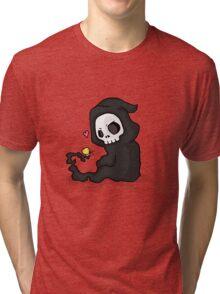 cute death Tri-blend T-Shirt