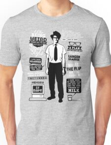 Moss Quotes  Unisex T-Shirt