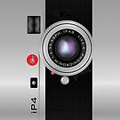 Like-a Leica Camera by Alisdair Binning