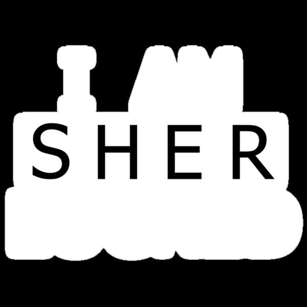 I AM SHER-LOCKED by Kacie Carter