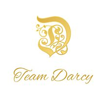 Team Darcy by Sue Cervenka