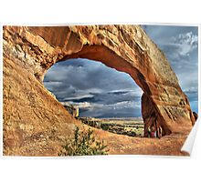 Wilson Arch Poster