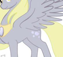 Princess Derpy Sticker