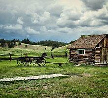 Adeline Hornbeck Homestead, Florissant Fossil Beds NM by Gregory Ballos   gregoryballosphoto.com