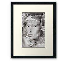 Both Sides Now Framed Print