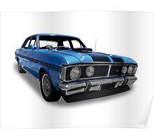 Ford - 1970 GT-HO Sedan Poster