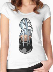 Shredder Bell Women's Fitted Scoop T-Shirt