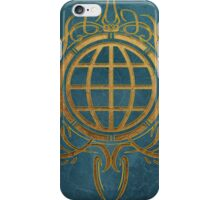 Geographers Crest, style I/ III iPhone Case/Skin