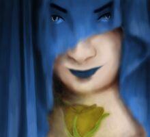 Dragon's bride (mystical rose) by Kagara