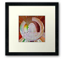 Radiation #1 Framed Print