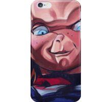 Bloodychuck iPhone Case/Skin