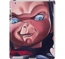 Bloodychuck iPad Case/Skin