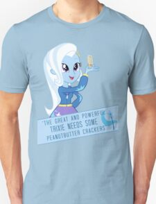 Trixie's peanut butter crackers T-Shirt