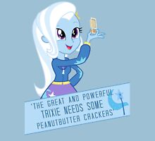 Trixie's peanut butter crackers Unisex T-Shirt