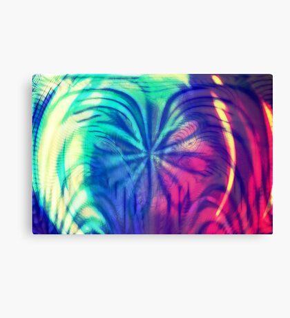 Shades // Shapes Canvas Print