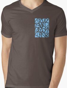 Winter Graphic 1 Mens V-Neck T-Shirt