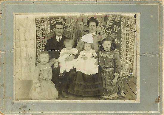 Family Retro by © Bob Hall