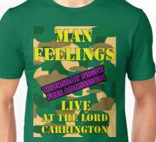 Man Feelings T-Shirt (Peep Show) Unisex T-Shirt