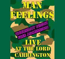 Man Feelings T-Shirt (Peep Show) T-Shirt
