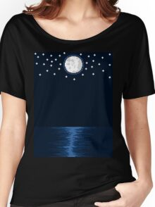 By the Moon Women's Relaxed Fit T-Shirt