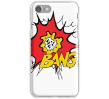 World Party - Bang! iPhone Case/Skin