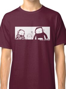 three monkeys Classic T-Shirt
