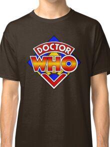 Doctor Who Diamond Logo - Colourful Classic T-Shirt