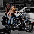 Bike week again at Daytona by McGaffus