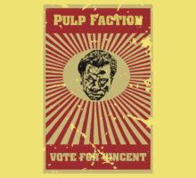 Pulp Faction - Vincent Baby Tee