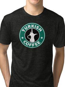 Turkish Coffee Tri-blend T-Shirt