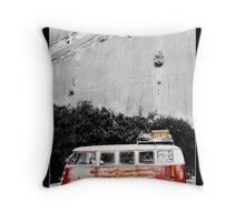 Brighton Breeze 2011 Throw Pillow