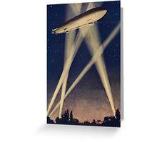 Led Zeppelin! Greeting Card