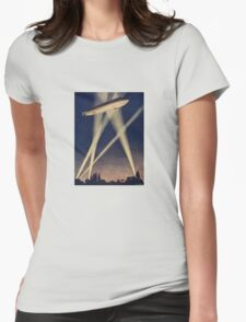 Led Zeppelin! Womens Fitted T-Shirt