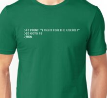 /RUN PROGRAM Unisex T-Shirt