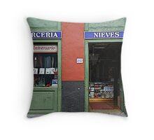 La Laguna - Canary Island Spain Throw Pillow