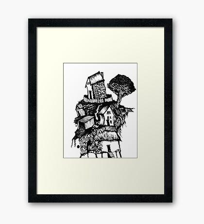 Isolation Framed Print
