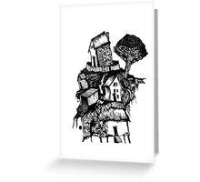 Isolation Greeting Card